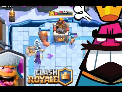 New Lumberjack Deck Clan Chest Opening Jungle Arena Play Clash Royale Strategy You