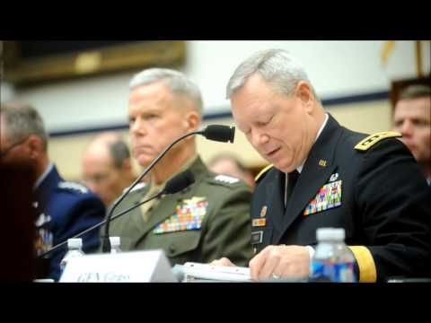 CNGB testimony on sequestration