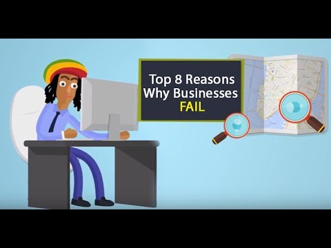 8 Reasons Why Businesses Fail in Jamaica- Business Pitfalls