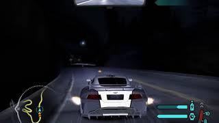 Need for Speed: Carbon 9 серия Жесткий Захват Сильверстоуна 2 из 9