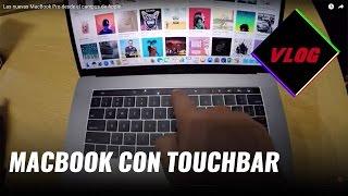 Las nuevas MacBook Pro desde el campus de Apple