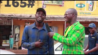 Teacher Mpamire on the Street. (Episode 13) What is Unisex?