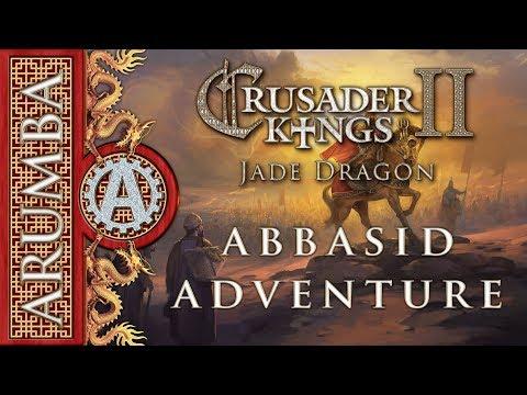 CK2 Jade Dragon Abbasid Adventure 11