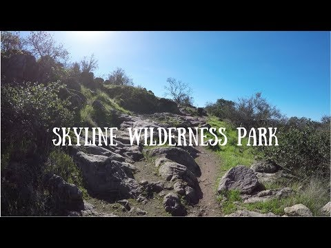 Mountain Biking Skyline Wilderness Park Trails