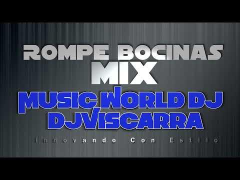 RompeBocinas Mix  Vol 1