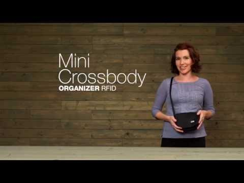 Mini Crossbody RFID | Eagle Creek