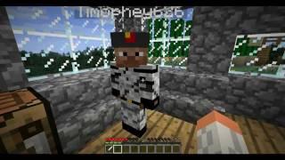 Месть Херобрина - 2 серия - Minecraft сериал