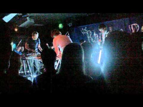 Holy Fuck @ The Rhythm Room Pt 2