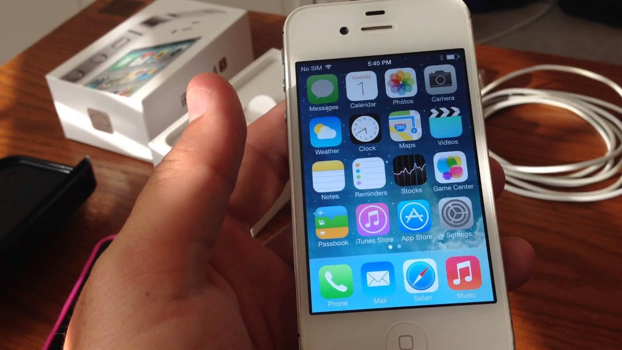 iphone 4s for sale ebay unlocked iphone 4s 32gb at amp t for on ebay 17350