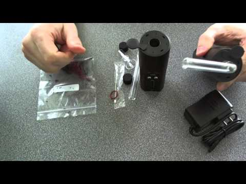 Arizer Solo – Loose Glass Stem Fix aka O-Ring Fix