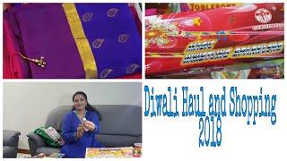Diwali Haul and Shopping | Deepavali Shopping 2018 | sumathiskitchen