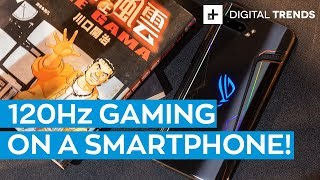 Gaming On The Go! | ASUS ROG Phone 2 Hands-On Review