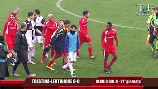 Serie D Girone D Trestina-Lentigione 0-0