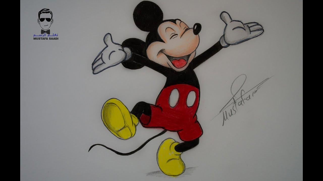قناة Mustafa Saadi مصطفى سعدي هي قناة تعليم الرسم وقناة تعليمية مختصة بتعليم الرسم من بداية المطاف وحتى الاحتراف كل Drawing For Kids Mickey Mouse Character
