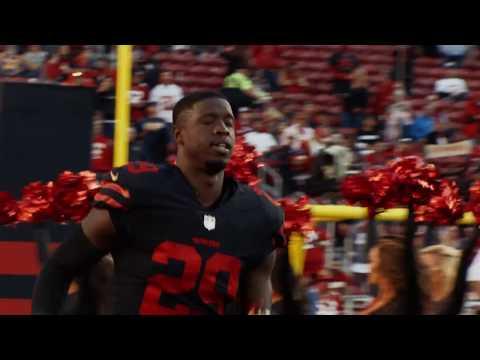 153b77207b3 Jaquiski Tartt San Francisco 49ers 2017-2018 Season Highlights