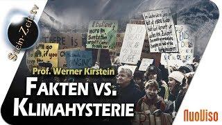 Fakten vs. Klimahysterie - Prof. Werner Kirstein bei SteinZeit