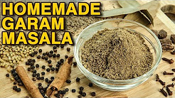 The Recipe Network- Homemade Garam Masala Recipe