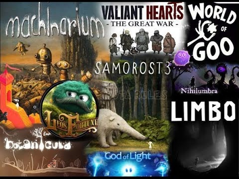 Artworks Games Android, Obras De Arte Juegos Android (Links Mega)