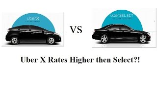Should you join Uber select? 90day review and advice every driver should know.