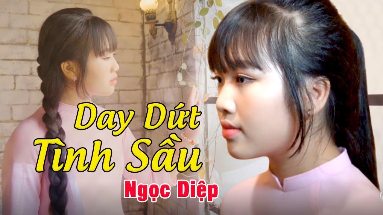 Bé gái có giọng hát trời phú ca tuyệt hay với ca khúc Day Dứt Tình Sầu || Ngọc Diệp