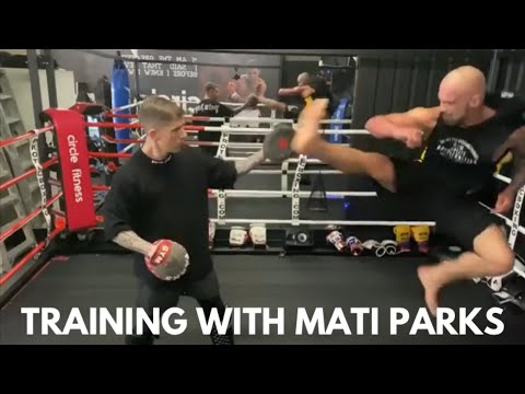 TRAINING WITH MATI PARKS