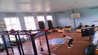 Демонстрационый экзамен по компетенции «Физическая культура спорт и фитнес». Урок 1 группа