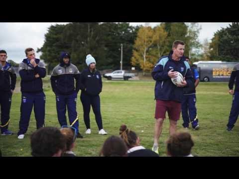 The Knock on Effect – Oberon High School Visit