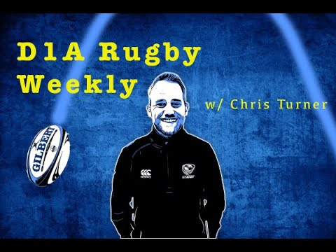 D1A Weekly Chat #14 - Fordham University Ireland Tour (Phil Terrigno & Charlie White)