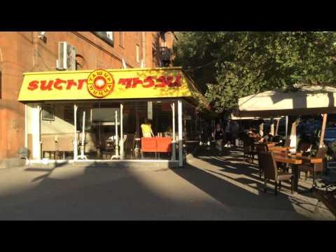Yerevan, 08.09.16, Video-2, Abovyanits Tashir Pizza