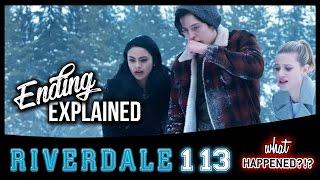 RIVERDALE Season 1 Finale Shocking ENDING Explained - Season 2 Details 1x13 | What Happened?!?