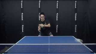 ラザントパワーグリップ試打動画【卓球情報】シェークハンズ