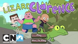 Oyun hunt kertenkele | Cartoon Network | Oyun Clarence