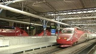 Rail strike cripples Belgian transport for 24 hours