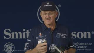 Smith & Wesson SW22 Victory® with Jerry Miculek