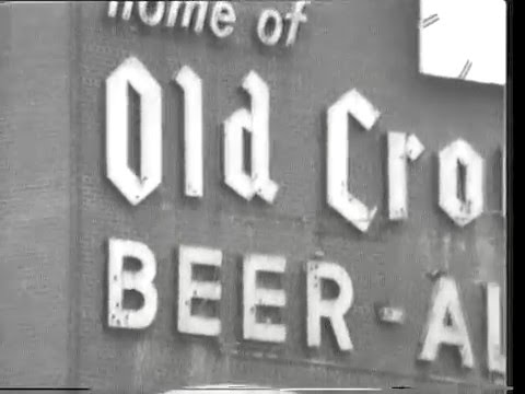 Old Crown Brewery on Spy Run--Fort Wayne, Indiana