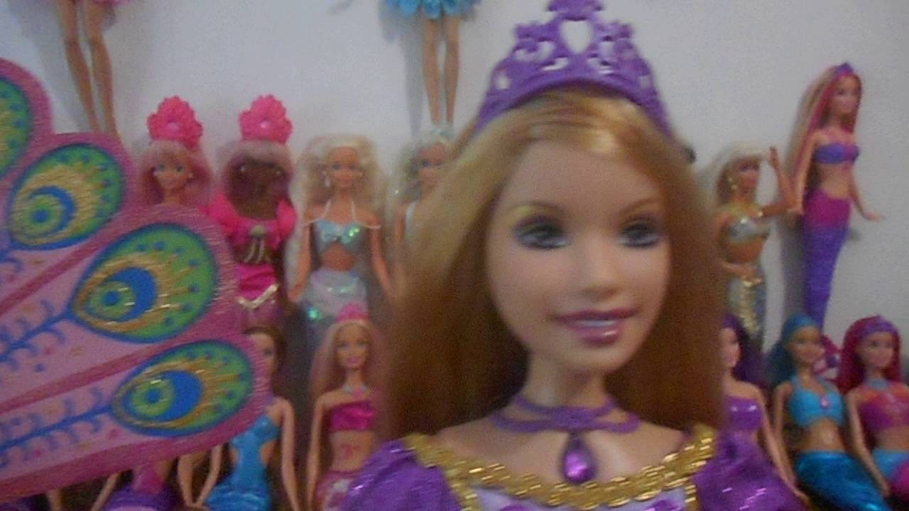 Barbie princesse de l 39 le merveilleuse youtube - Barbie l ile merveilleuse ...