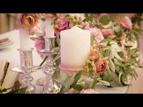 Декор свадьбы в Одессе в Reneissanse (Ренессанс Золотой зал). Miroshnikova Event