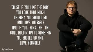 Download lagu Ed Sheeran Love Yourself MP3