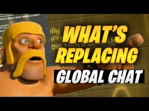 What Will REPLACE GLOBAL In Clash Of Clans