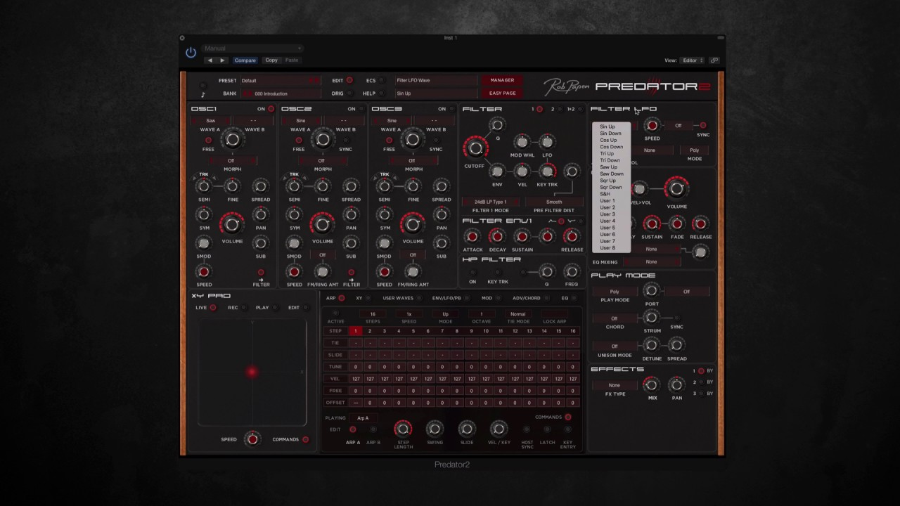 Discount price rob papen predator mac