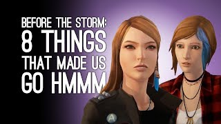 Life is Strange Before the Storm: 8 Things That Made Us Go HMMM (SPOILERS)