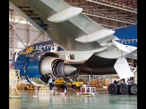 Aircraft manufacturing technology in the future | Flugzeugfertigungstechnologie in der Zukunft
