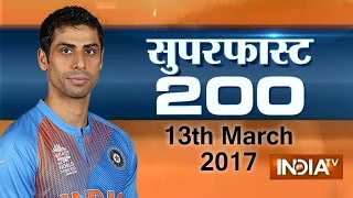 Superfast 200 | 13th March, 2017, 05:00 PM ( Part 3 ) - India TV