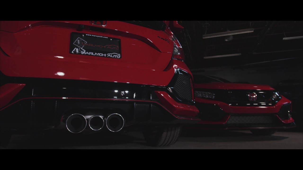2018 honda civic typer 3  youtube