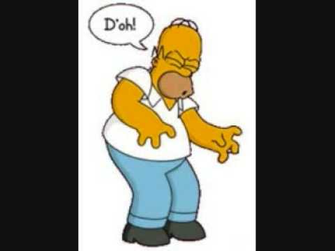 Homer Says D'oh