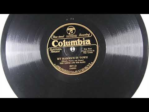 Nov 01 2018 WWR Auction: LEWIS, TED AND BAND COLUMBIA 697 D