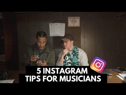 How to Promote Music on Instagram | BEST Instagram Marketing Strategies 2018 for Musicians!