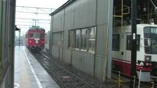 『駅物語』 名古屋鉄道 谷汲線 黒野