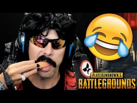 Doc's Wife Funniest Moment Ever on Stream and Best Moments on PUBG!