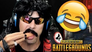 Doc's Wife Funniest Moment Ever on Stream and Best Moments on PUBG! thumbnail
